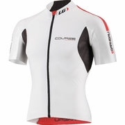 Louis Garneau Course Race Short Sleeve Cycling Jersey - Men's