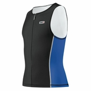 Louis Garneau Jr Comp Sleeveless Triathlon Top - Kid's