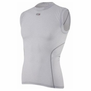 Louis Garneau Mesh Carbon Sleeveless Base Layer - Men's