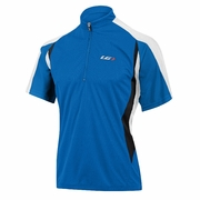 Louis Garneau Panorama Short Sleeve Cycling Jersey - Men's