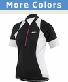 Louis Garneau Skin-X 2 Short Sleeve Cycling Jersey - Women's