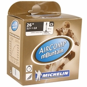 "Michelin AirComp Ultra-Light Presta Valve Tube 26"" - 40mm"
