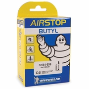"Michelin Airstop Butyl Presta Valve Tube 26"" - 40mm"
