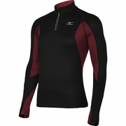 Mizuno Breath Thermo 1/2 Zip Running Top - Men's
