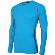 Mizuno Breath Thermo Crew Running Shirt - Men's