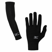 Mizuno Breath Thermo Running Glove and Arm Warmer Combo Pack