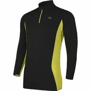 Mizuno Breath Thermo Wind Running Shirt - Men's