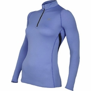 Mizuno Breath Thermo Wool 1/2 Zip Running Top - Women's