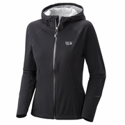 Mountain Hardwear Effusion Hooded Running Jacket - Women's