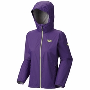Mountain Hardwear Plasmic Rain Jacket - Women's