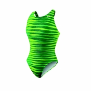 Nike Foil Skin Fast Back Tank Swimsuit - Women's