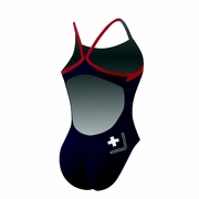 Nike Guard Classic Lingerie Tank Swimsuit - Women's