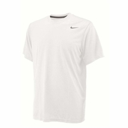 Nike Legend Short Sleeve Poly Workout Shirt - Men's