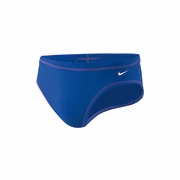 Nike Nylon Core Solid Swim Brief - Men's