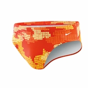 Nike Tech Camo Swim Brief - Men's