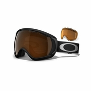 Oakley Canopy Snow Goggle - Matte Black Frame