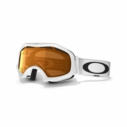 Oakley Catapult Asian Fit Snow Goggle - Matte White Frame
