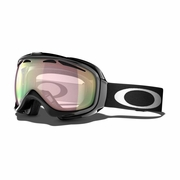 Oakley Elevate Asian Fit Snow Goggle - Jet Black Frame