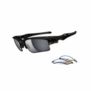 Oakley Fast Jacket XL Polarized Sunglasses - Men's