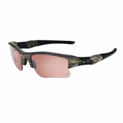 Oakley King's Camo Flak Jacket XLJ Sunglasses - Men's