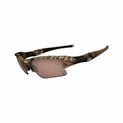 Oakley King's Camo Signature Series Flak Jacket XLJ Sunglasses - Men's