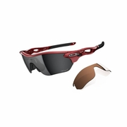 Oakley Radarlock Edge OO Polarized Sunglasses - Women's