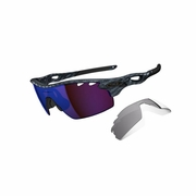 Oakley Radarlock Pitch Polarized Sunglasses - Men's