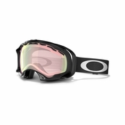 Oakley Splice Asian Fit Snow Goggle - Jet Black Frame