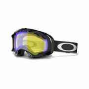 Oakley Splice Polarized Snow Goggle - Jet Black Frame