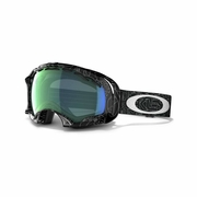 Oakley Splice Snow Goggle - Silver Factory Text Frame