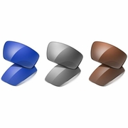 Oakley Square Wire Iridium Replacement Lenses