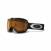 Oakley Stockholm Snow Goggle - Jet Black Frame - Women's