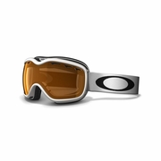 Oakley Stockholm Snow Goggle - Pearl White Frame - Women's