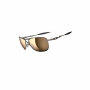 Oakley Titanium Crosshair Polarized Sunglasses - Men's