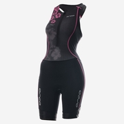 Orca 226 Kompress Printed Race Triathlon Suit - Women's