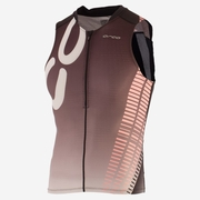 Orca 226 Printed Triathlon Top - Men's