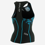 Orca 226 Support Printed Triathlon Top - Women's