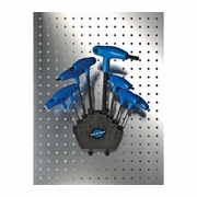 Park Tool PH-1 P-Handle Hex Wrench Set