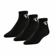 Pearl Izumi Attack Low 3-Pack Cycling Sock - Men's