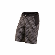 Pearl Izumi Canyon Plaid Cycling Short - Men's