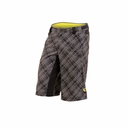 Pearl Izumi Impact Plaid Cycling Short - Men's
