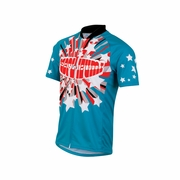 Pearl Izumi MTB LTD Short Sleeve Cycling Jersey - Men's