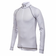 Pearl Izumi Thermal Zip Neck Long Sleeve Base Layer - Men's