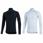 Pearl Izumi Transfer Zip Neck LS Baselayer - Men's