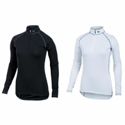 Pearl Izumi Transfer Zip Neck LS Baselayer - Women's