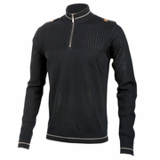 Pearl Izumi Woolie Long Sleeve Cycling Jersey - Men's