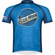 Primal Wear Coors Blue Moon Short Sleeve Cycling Jersey - Men's