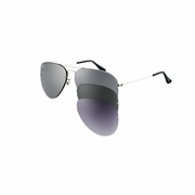 Ray-Ban Aviator Flip Out Polarized Sunglasses