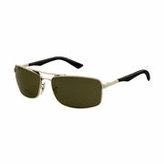 Ray-Ban RB3465 Polarized Sunglasses - Men's