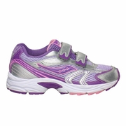 Saucony Cohesion 4 H&L Little Kid Running Shoe - Boy's - Medium Width